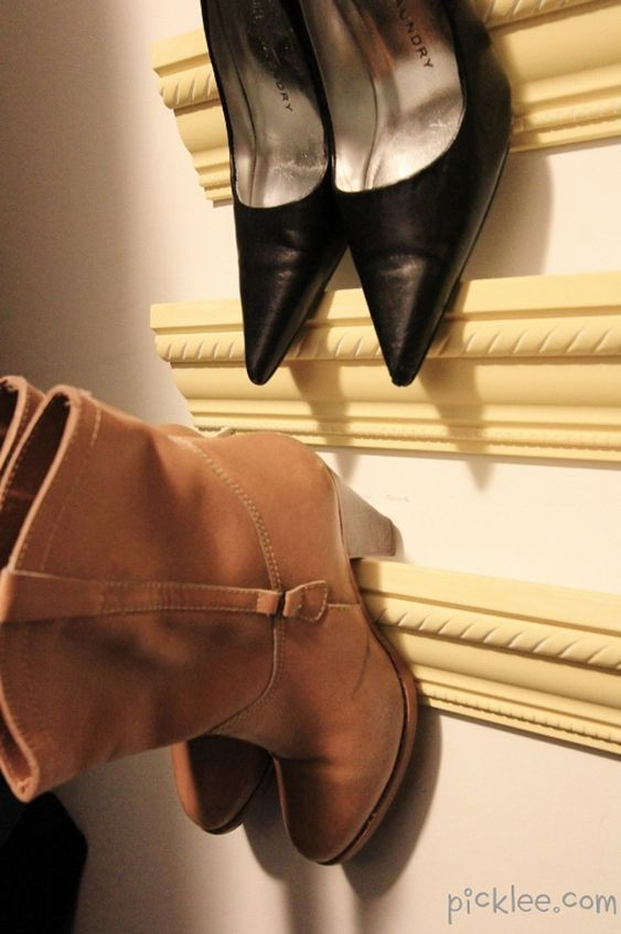 Crown Moulding Shoes