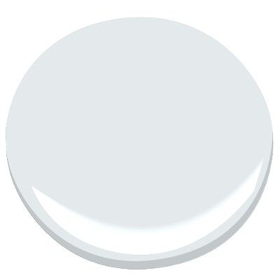 Benjamin Moore Lily White