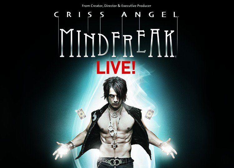 Chris Angel Mindfreak