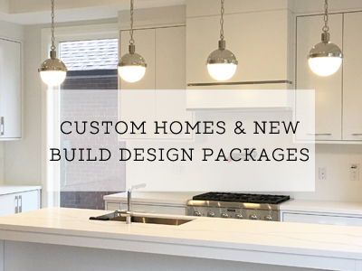 Custom Homes And Rebuild Design Package