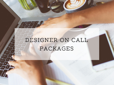 designer on call packages