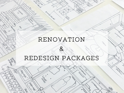renovation and redesign packages